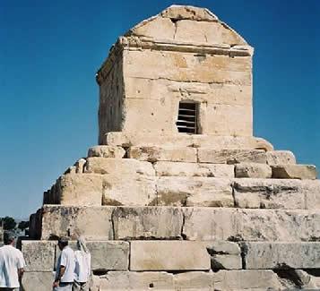 Pasárgada – Túmulo de Ciro – O primeiro Imperador da Pérsia