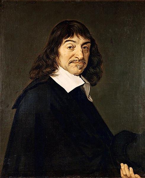 René Descartes, filósofo e matemático francês.