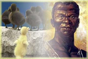 Retrato da discriminação e Zumbi – líder do quilombo