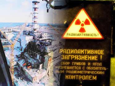 Os impactos do acidente em Chernobyl ainda preocupam autoridades e ambientalistas