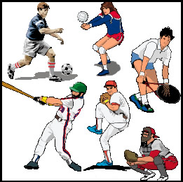 ae16ac7a0 Esportes e mímica - Brasil Escola