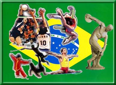 Atividades esportivas e o Discóbolo – símbolo dos esportes