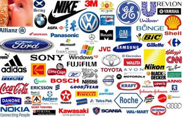 Resultado de imagem para logotipo de empresas multinacionais