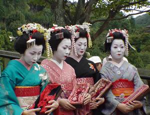 Curiosidades da Cultura Japonesa  - Página 6 Gueixa