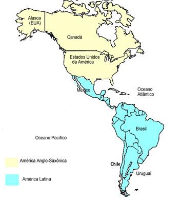 As diferenas entre Amrica Latina e Anglosaxnica  Brasil Escola