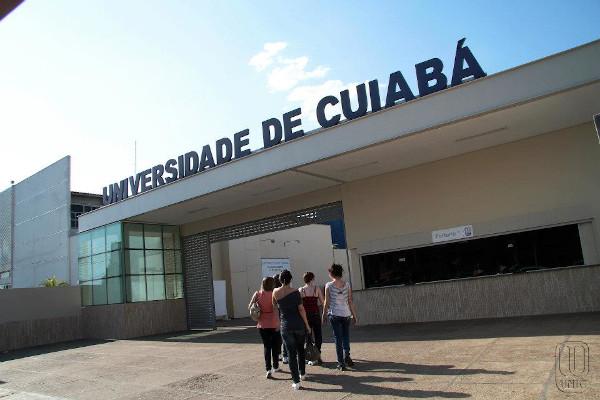 Universidade de Cuiabá (Unic), no Mato Grosso