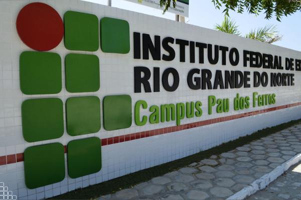 Campus Pau dos Ferros tem vagas na seleção via Enem - Créditos: Divulgação