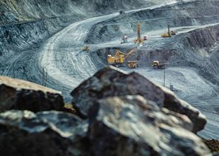 zona de mineração