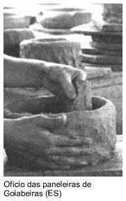 Ofício das paneleiras de Goiabeiras (ES)