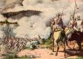 Ilustração da batalha de concon