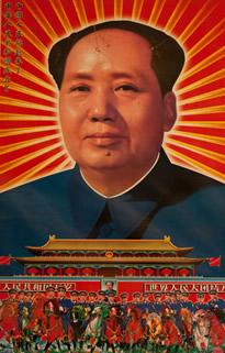 Mao Tsé-tung foi o grande líder da Revolução Cultural Chinesa, apesar das ações dos trabalhadores terem fugido de seu controle. *