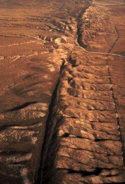 Falha de San Andreas, a maior falha Geológica do Mundo