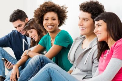 Grupo de Amigos - Dia do Amigo