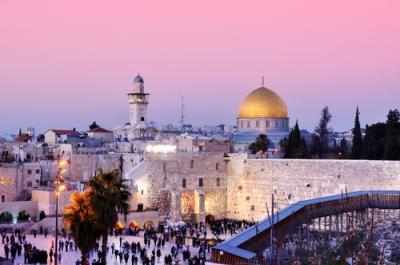 Jerusalém, cidade sagrada para várias religiões