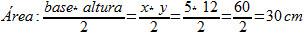 Demonstração da Fórmula da Área