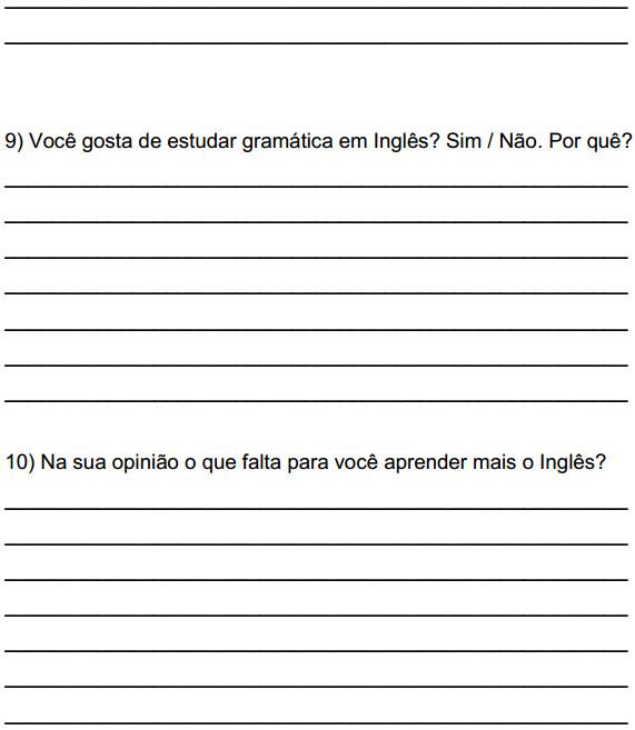 Perguntas 9 e 10.