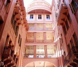 Em 1990, após três anos de restauração do antigo Hotel Majestic, foi inaugurada, em Porto Alegre, a Casa de Cultura Mario Quinana