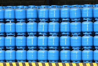 Na verdade, são líquidos que estão presentes dentro dos botijões de gás