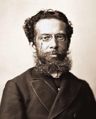 Entre as obras-primas de Machado de Assis figuram Memórias Póstumas de Brás Cubas e o clássico da literatura brasileira, Dom Casmurro