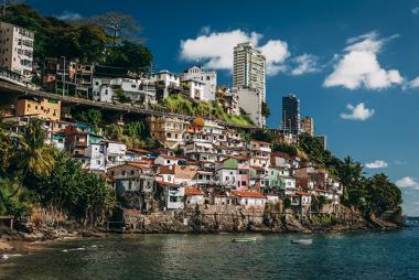 O espaço urbano nas grandes cidades brasileiras ainda é muito desigual *