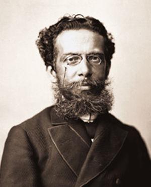 Machado de Assis é considerado o maior representante da prosa realista no Brasil