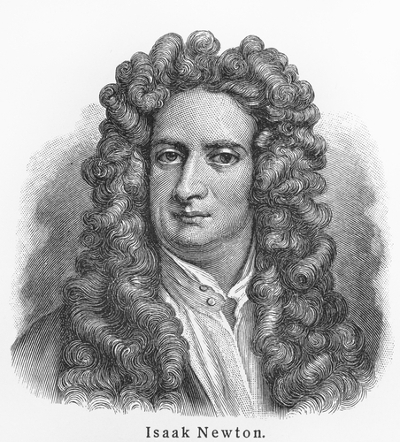 Isaac Newton foi o físico que propôs as principais Leis da Mecânica