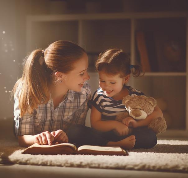 O ato de ler deve ser um hábito cultivado desde a infância.