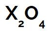 Fórmula geral de um superóxido com um metal alcalino qualquer