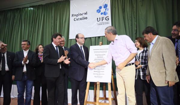 Anúncio da UFCat
