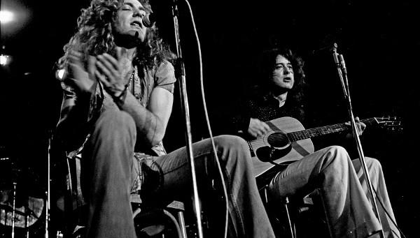 Led Zeppelin é uma das bandas de rock mais influentes da década de 1970