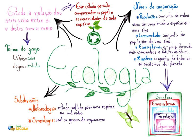 47265fe29b3 Ecologia - Brasil Escola