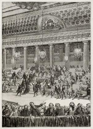 Assembleia Nacional Constituinte, 1789
