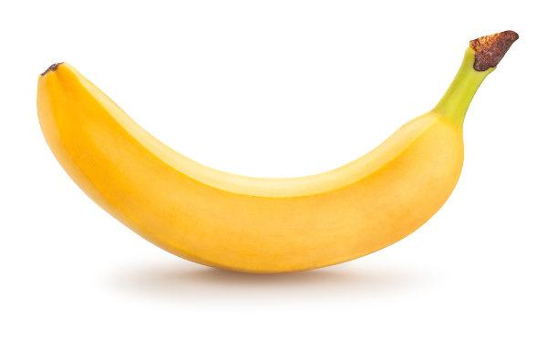A banana é um fruto partenocárpico.