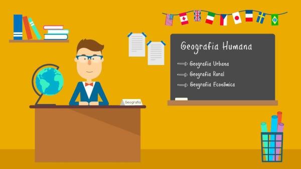 A Geografia Humana é um dos ramos da Geografia, e seu estudo é pautado nas relações sociais, econômicas e políticas.