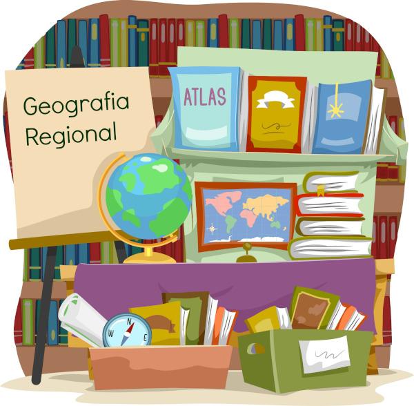 A Geografia Regional é um dos ramos da Geografia e compreende os estudos das regiões que constituem a Terra.