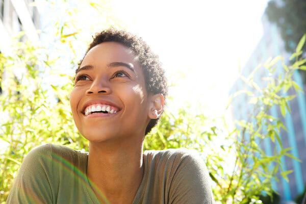 Ter perspectiva de futuro também é um ponto importante para que a pessoa sinta-se bem e saudável.