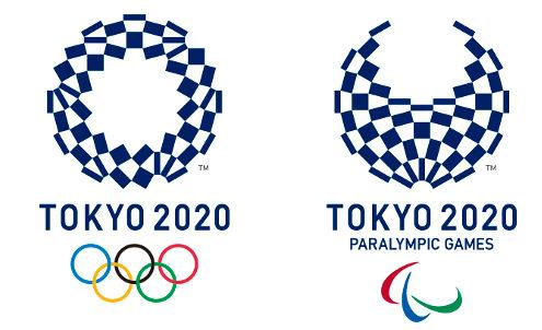 Emblemas das Olimpíadas e Paralimpíadas representam os diferentes países da competição. (Créditos: Reprodução Comitê de Organização das Olimpíadas Tóquio 2020