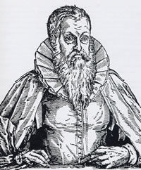 Hans Staden nasceu na Alemanha e realizou duas viagens para o Brasil no século XVI.*