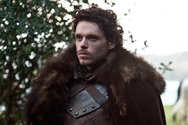 Robb Stark (Richard Madden) pode ser uma referência ao rei Eduardo IV, da Inglaterra. (Crédito: Reprodução HBO)