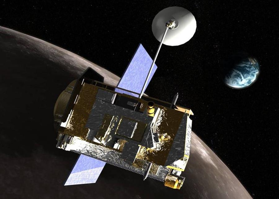 Lunar Reconnaissance Orbiter é uma nave não tripulada que extrai diversas informações da Lua. (Créditos da imagem: Nasa)