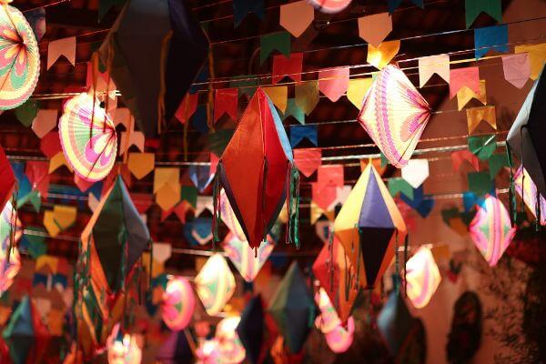 As festas juninas são uma das festas mais tradicionais da cultura popular brasileira.