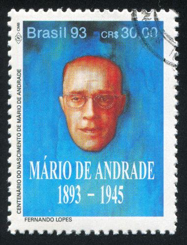O escritor modernista Mário de Andrade foi um dos principais estudiosos do folclore brasileiro.[1]