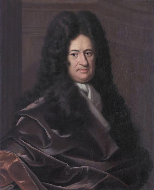 Leibniz criou a teoria das mônadas para explicar a origem do conhecimento racional.