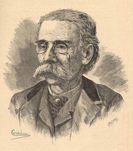 """Camilo Castelo Branco é o autor de """"Amor de Perdição"""", uma das obras mais famosas do romantismo português."""