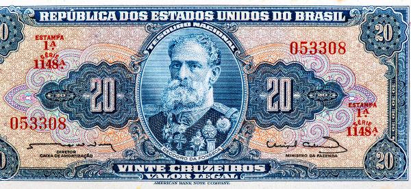 O marechal Deodoro da Fonseca foi um dos grandes nomes da Proclamação da República, em 15 de novembro de 1889.