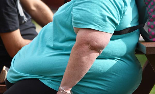 A obesidade é considerada uma epidemia mundial.
