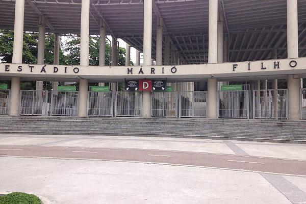 O nome oficial do Maracanã é Estádio Mário Filho. [3]