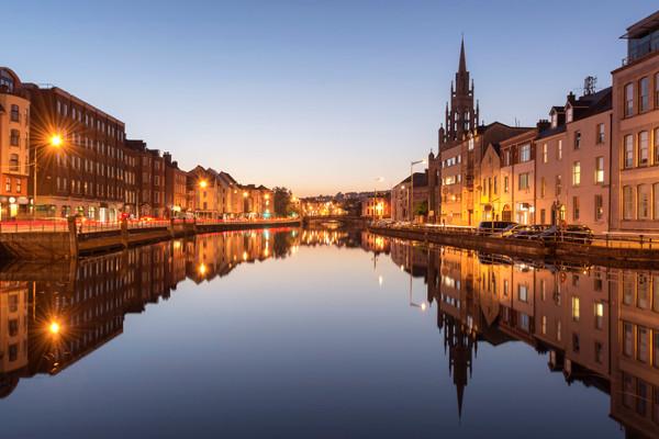 Cidade de Cork, na Irlanda