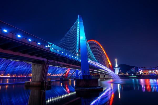 Cidade de Daejeon, na Coreia do Sul