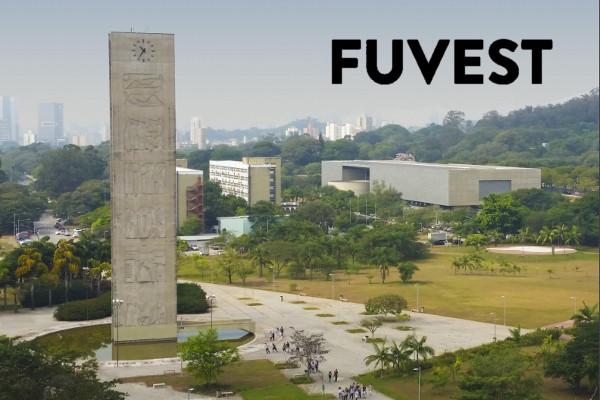 Campus da USP, em São Paulo
